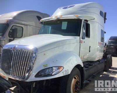 2016 International Prostar LF627 6x4 T/A Day Cab Truck Tractor