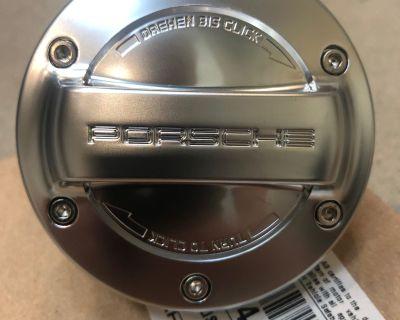 OEM Techequipment Aluminum Look Gas Cap