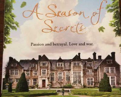 Margaret Pemberton - A Season of Secrets SC Book Excellent Condition