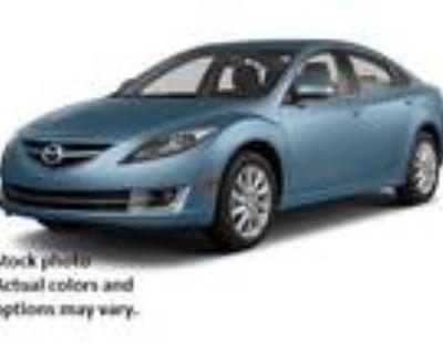 2013 Mazda Mazda6 4d Sedan i Touring Plus