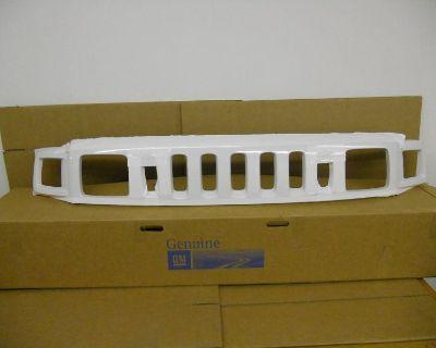 New Oem Gm 06-10 Hummer H3 Grille White Gm# 19156164