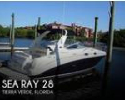 28 foot Sea Ray 28