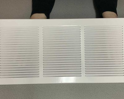 Metal Sidewall grille vent cover