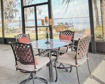 SUMMER BREEZE Lakeside Home on Chain of Lakes, Lake County Fl. - Lake County