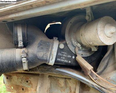 412 blower motor