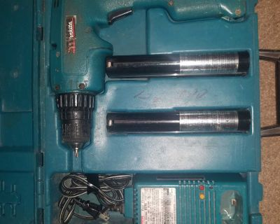 Makarta Cordless Drill Set
