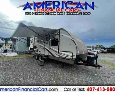2016 Coleman Travel Trailer for sale