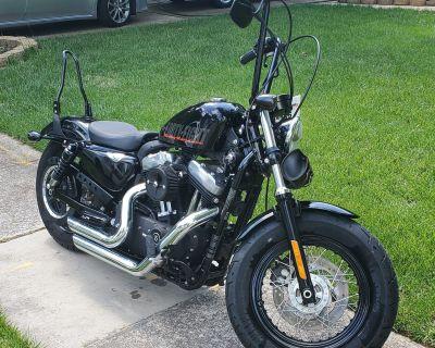 2013 Harley-Davidson FORTY-EIGHT XL1200X