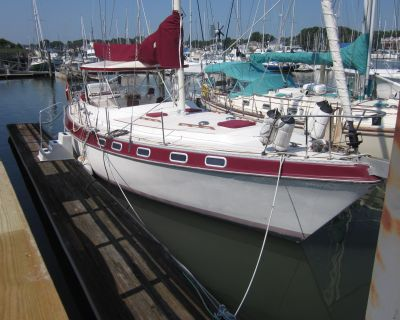 1988 Catalina 41 Classic