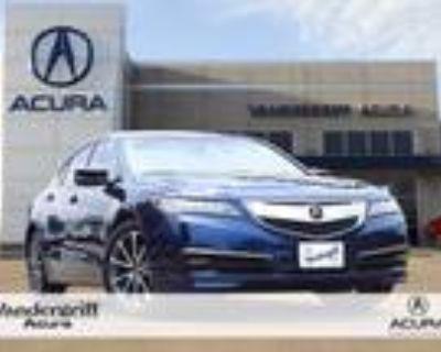 2016 Acura TLX 3.5L V6 Base