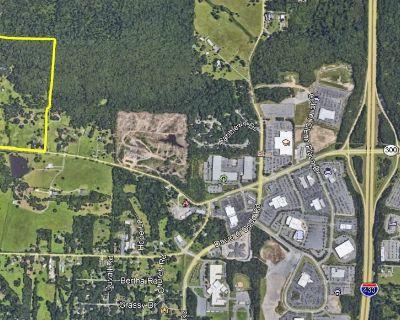 59 Acres of Land on Colonel Glenn Near I430