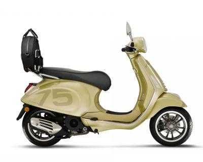 2021 Vespa Primavera 150 75th Scooter West Chester, PA