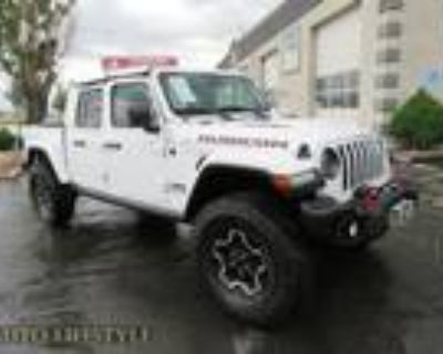 Repairable Cars 2020 Jeep Gladiator for Sale