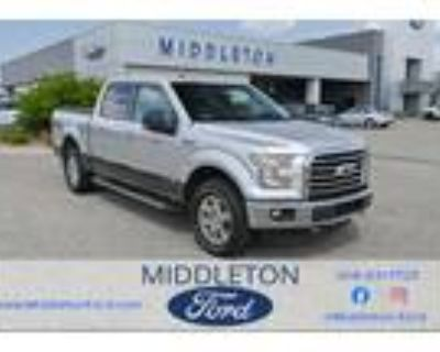 2016 Ford F-150 Silver, 35K miles