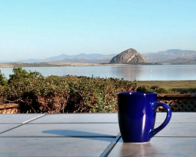 Once in a Blue Moon getaway on the Back Bay. Surrounded by natural wonders! - Baywood-Los Osos