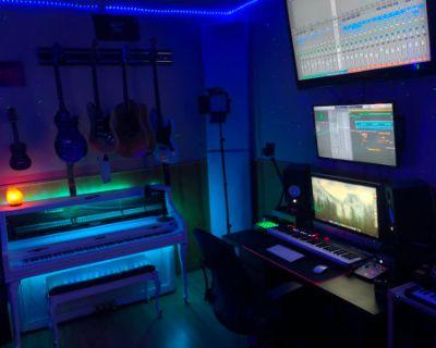 Versatile Music Studio, Redwood City, CA
