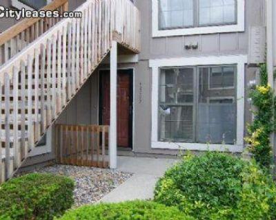 W 110th Ter Johnson, KS 66210 2 Bedroom Townhouse Rental