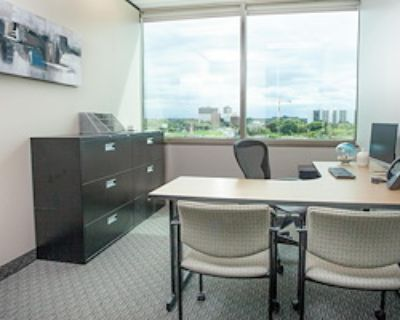 Private Office for 3 at St Laurent Centre - TCC Canada