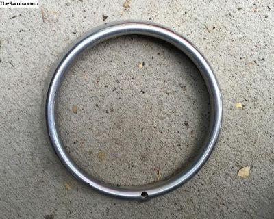 Original Vw headlight ring