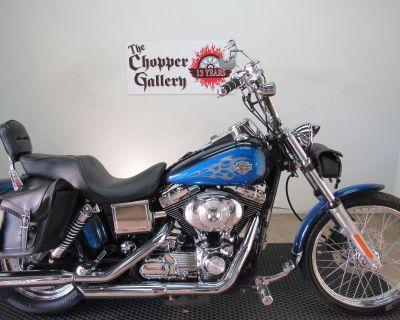 2004 Harley-Davidson FXDWG/FXDWGI Dyna Wide Glide Cruiser Temecula, CA