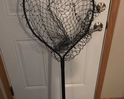 Bigger fishing net in new condition