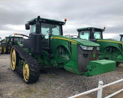 2016 JOHN DEERE 8370RT Tractors