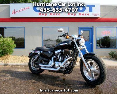 2011 Harley-Davidson XL1200C