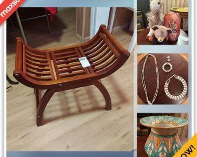 Reading Downsizing Online Auction - Osborne Avenue