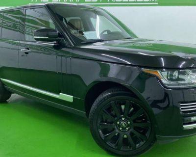 2013 Land Rover Range Rover SC Autobiography