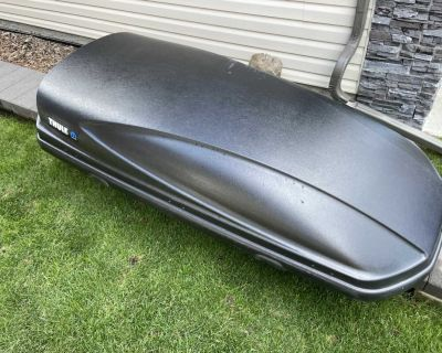 Thule Box Rooftop Carrier
