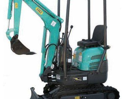 Other Mini Excavators (1 ton, Electric)