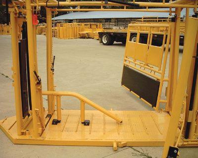 2020 For-Most Livestock Equipment Brisket Bar