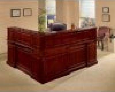 DMI 7350-655 Executive Reception Desk Org. 3,775 Sell $650