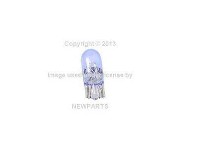 Mercedes W204 W207 W211 W219 Bulb 12v - 5w Blue Flosser 000000006370