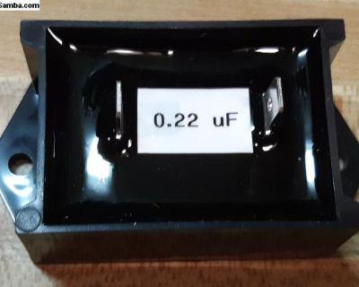 Polypropylene capacitor condenser ignition points