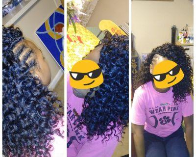 affordable hair braiding starting $20 box braids $80) (marietta ga)