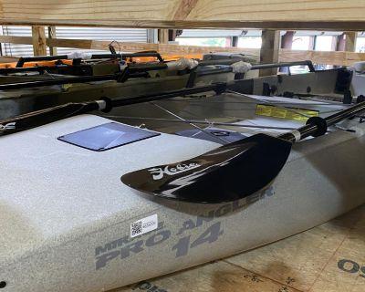 2021 Hobie Cat Mirage Pro Angler 14