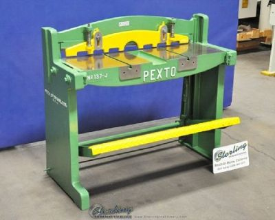 Pexto 137 Hand & Foot Shear - Brand New in Crate - Never Used