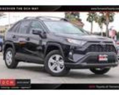 2021 Toyota RAV4 Black
