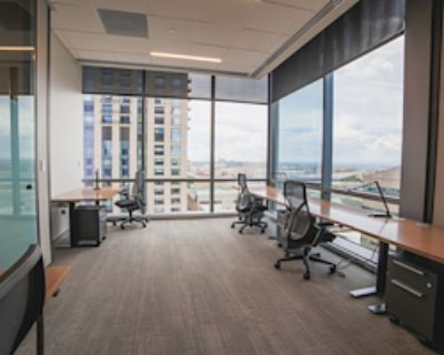 Private Office for 5 at Firmspace Denver
