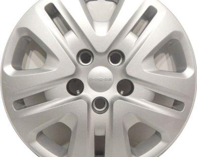 """(1) Factory Oem 2014-2016 Dodge Caravan / Journey 17"""" Hubcap Wheel Cover 8047"""