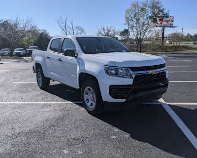 Certified Pre-Owned 2021 Chevrolet Colorado 2WD Work Truck RWD Pickup