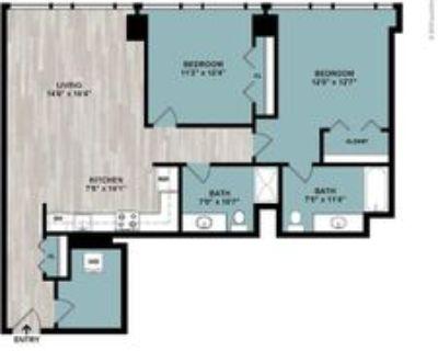 Forest Ave #1613, Oak Park, IL 60301 2 Bedroom Apartment