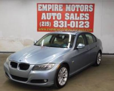 2011 BMW 3 Series 328i xDrive Sedan AWD SULEV