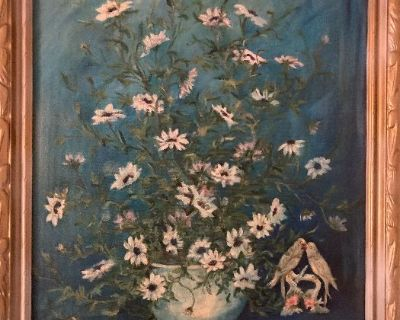 Shabby Chic Heaven Estate Sale - Art and Jewelry