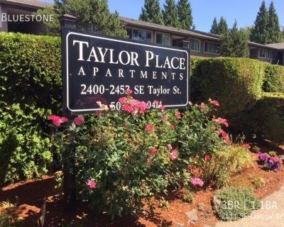 Single-family home Rental - 2411 SE Taylor St.