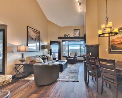 Large 3 bedroom Loft in Sundial Lodge