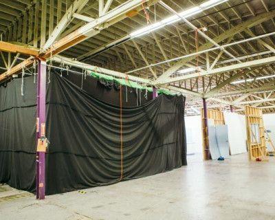 15,500 SF Industrial Modern Production Office/Studio in Buzzing Hayden Tract, Culver City, CA