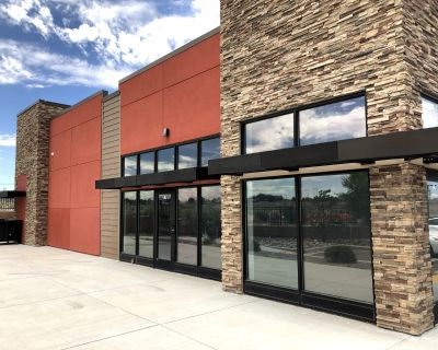 Volcano Plaza-1st Generation Retail Suites Available