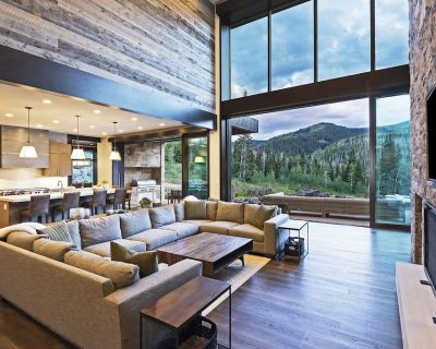 NEW LISTING: Brand new ski In/out home. Amazing views and amenities - Park City